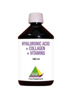 Hyaluronic Acid  Collagen  Vitamins  500 ml