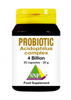 Probiotic: 11 cultures - 4 Billion Organisms
