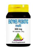 Enzymes probiotic multi