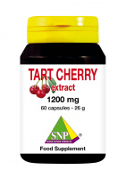 Tart Cherry extract 1200 mg