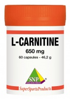 L -Carnitine 650 mg Pure