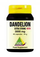 Dandelion extra strong 3000 mg Pure