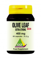 Olive leaf extra strong Pure