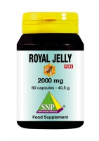Royal Jelly 2000 mg Pure