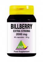 Bilberry 2000 mg