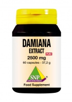 Damiana Extract 2500 mg Pure
